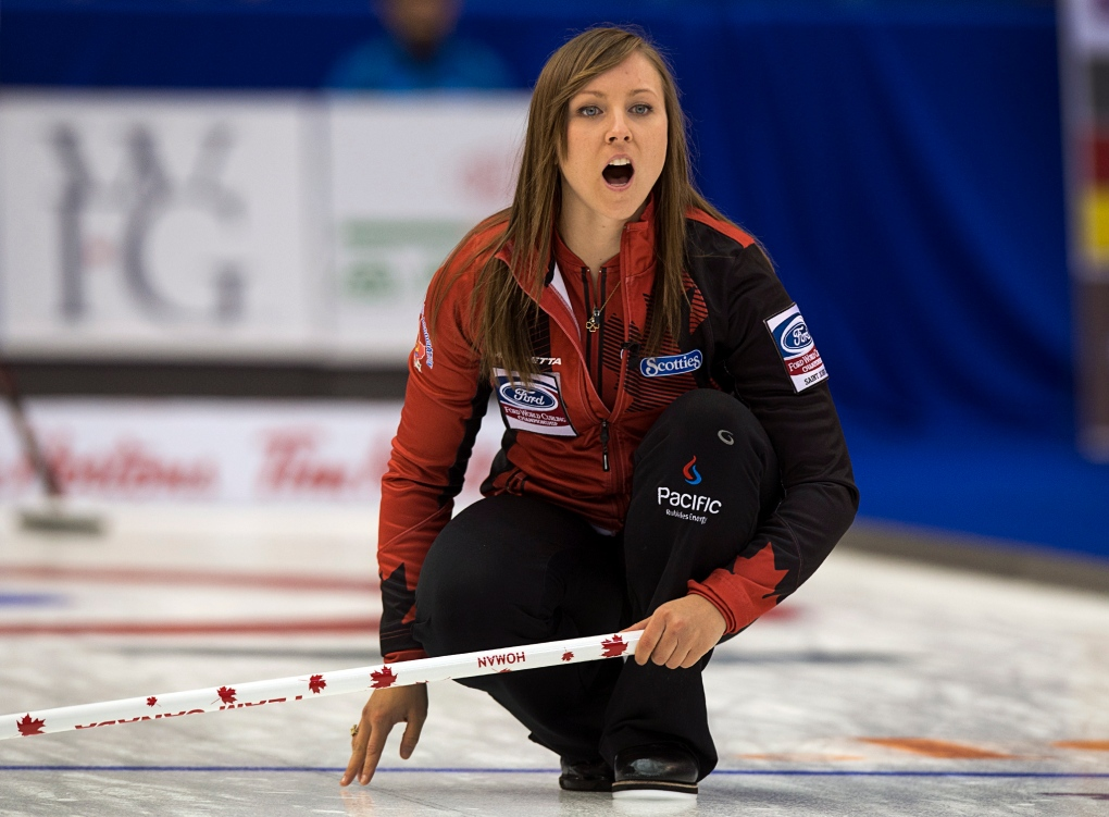 Homan S Curling Team Chooses Words Carefully At World Women S Championship Ctv News