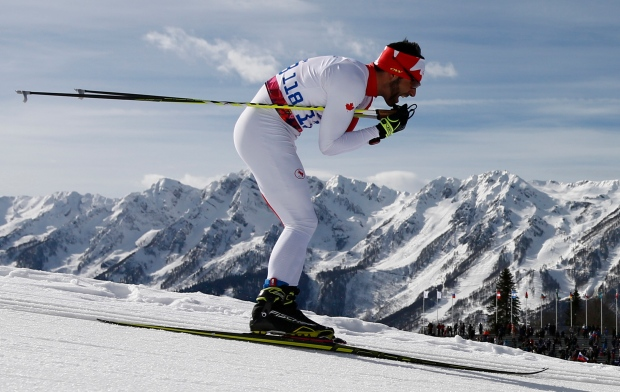 Brian McKeever wins third gold