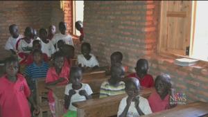CTV Montreal: Hudson kids help Burundi
