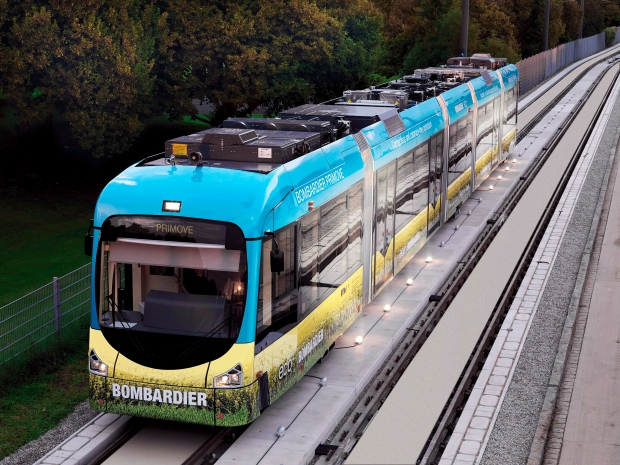 Sale or spin off of Bombardier's railway division make sense