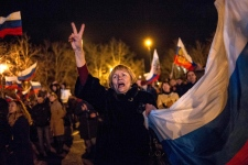 Stephen Harper blasts Crimea referendum results