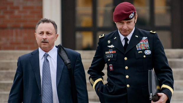 U.S. Army general charged with sexual assault