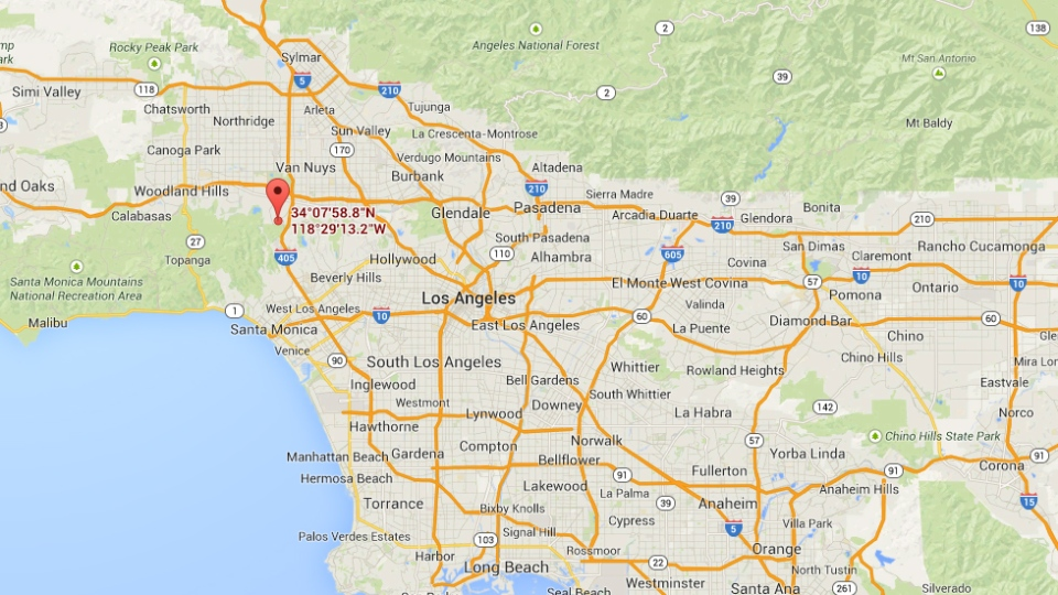 Earthquake Strongly Felt Across Los Angeles Ctv News