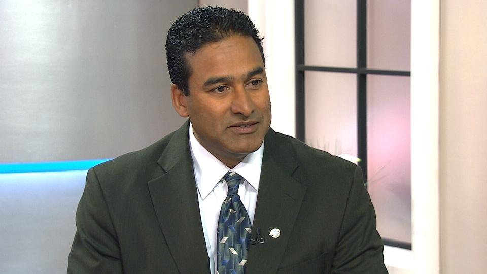 Aviation expert Savik Ramkay appears on Canada AM, Monday, March 17, 2014.