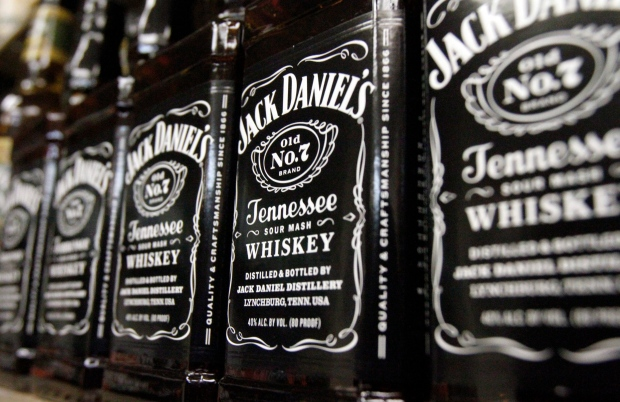Jack Daniel's brewing for a liquor fight