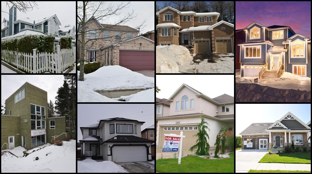50万能在加国各大城市买到啥样房子?