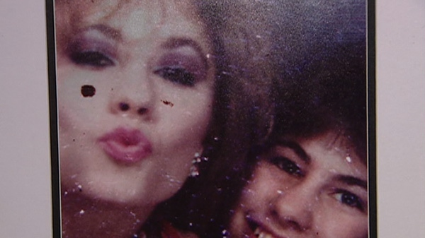 Pamela Kosmack, on the left, was found murdered near Britannia Park in June, 2008.
