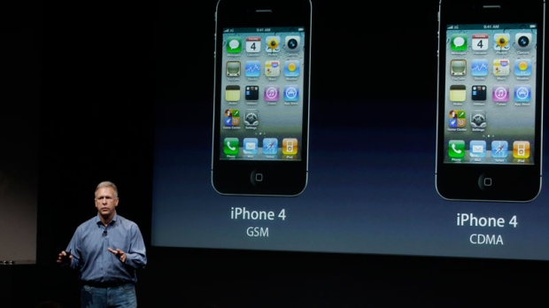 Apple, iPhone 4S, unveil