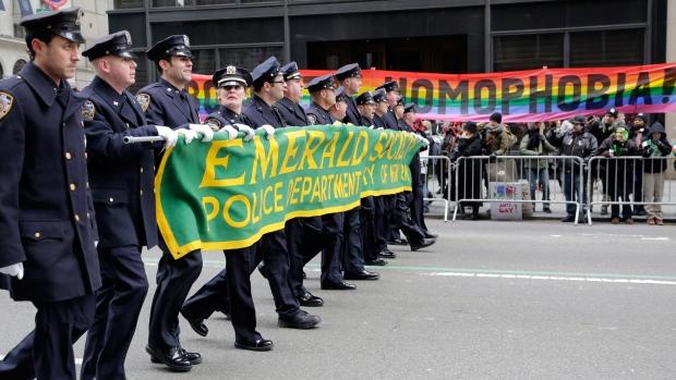 NYC mayor skips St. Patrick's Day parade