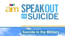 suicide, military