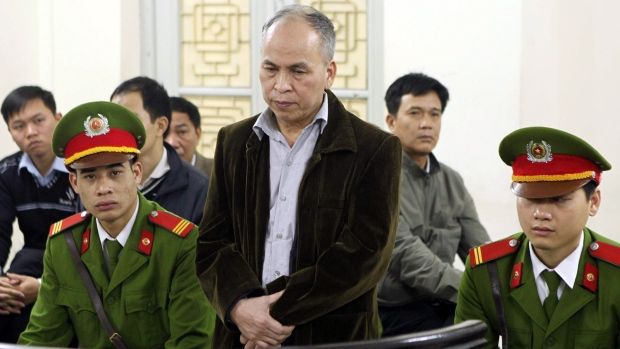 Vietnam blogger sentenced to prison