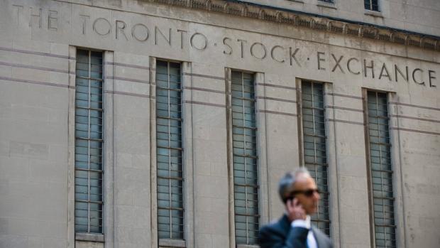 the toronto stock exchange