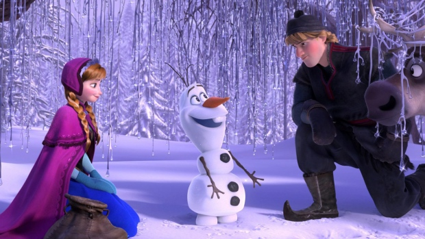 Fan theory links Frozen, Tangled, Little Mermaid