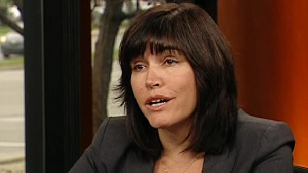 Dr. Joanne Renaud of the Douglas Institute (Oct. 5, 2011)