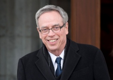 Joe Oliver takes over federal finance portfolio
