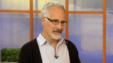 Marc Lewis, the author of 'Memoirs of an Addicted Brain' appears on Canada AM, Wednesday, Oct. 5, 2011.