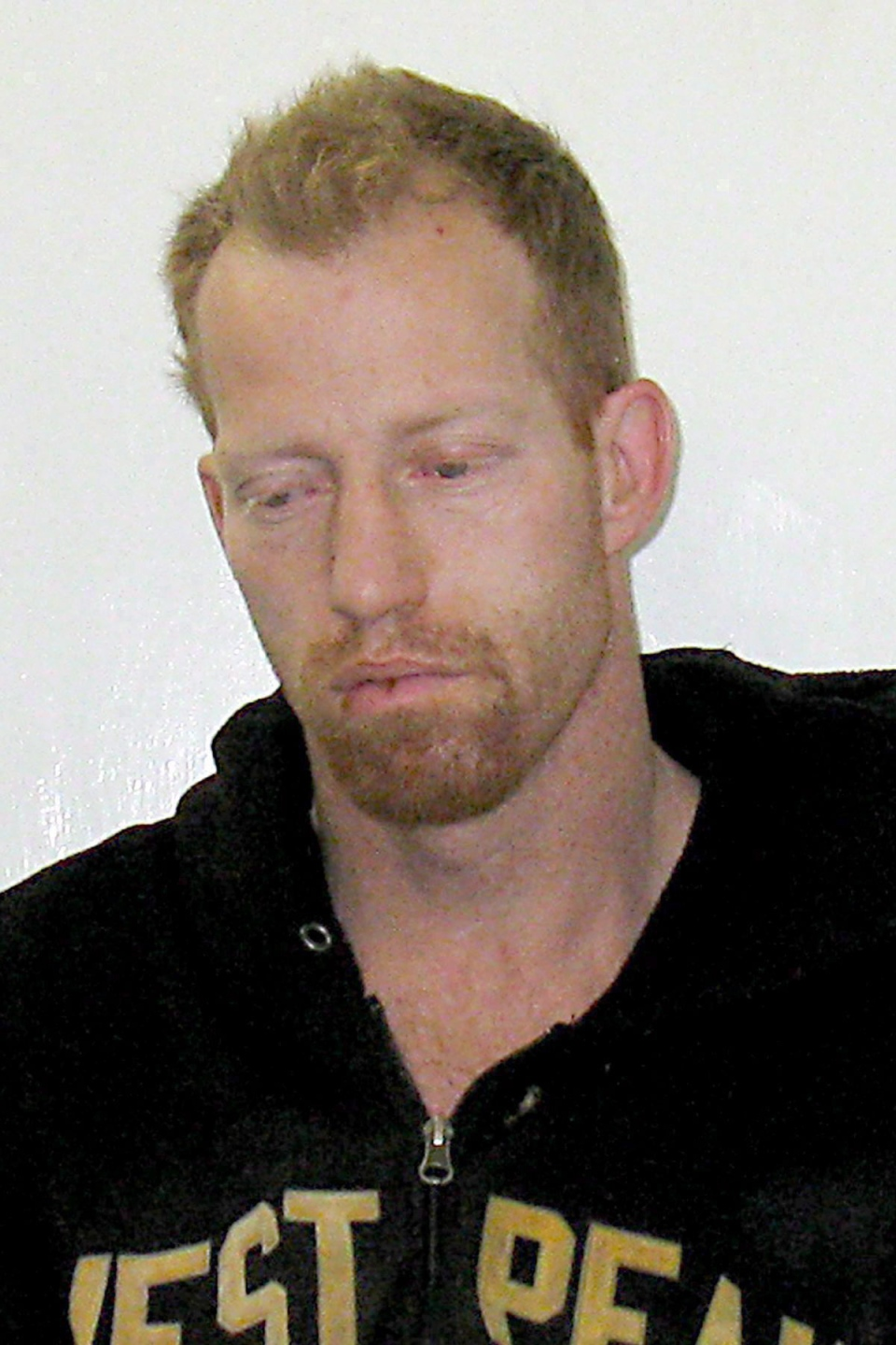 Travis Vader is shown in an RCMP handout photo. (RCMP)