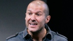 Jonathan Ive, Apple senior vice president of Industrial Design, is shown at an Apple meeting in Cupertino, Calif., Tuesday, Oct. 14, 2008. (AP / Paul Sakuma)