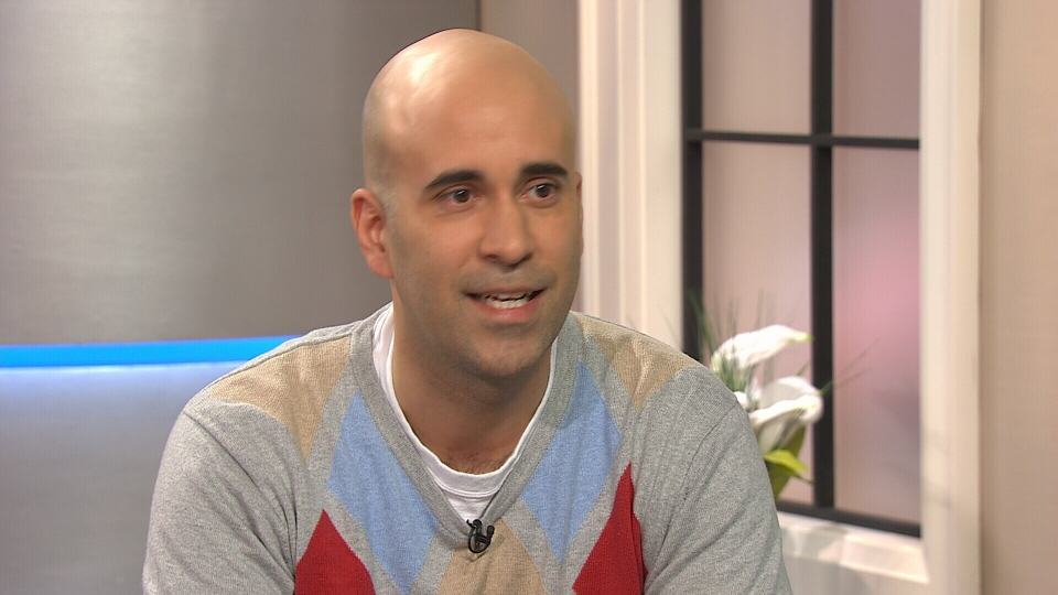 Marc Kajouji appears on Canada AM from CTV studios in Toronto, Thursday, March 20, 2014.