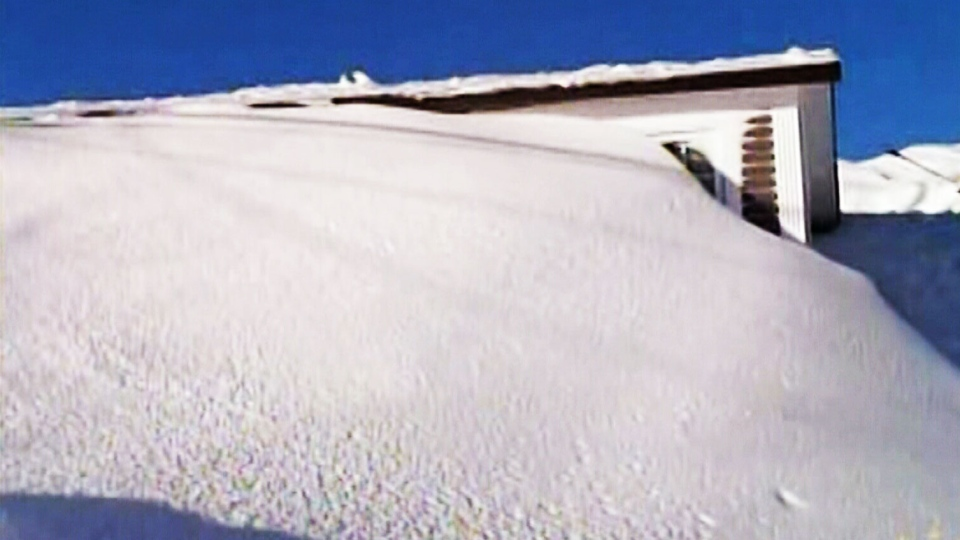 Snowed In Newfoundland Couple Describe Their Late Winter