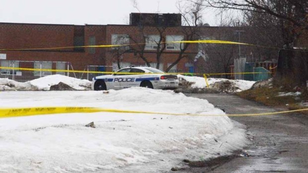 Body found near Brampton schools