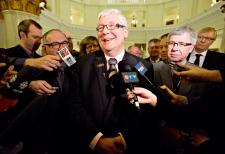 Dave Hancock named Alberta's interim premier