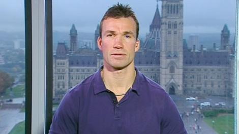 Luke Richardson speaks to Canada AM from Ottawa, Wednesday, Oct. 5, 2011.