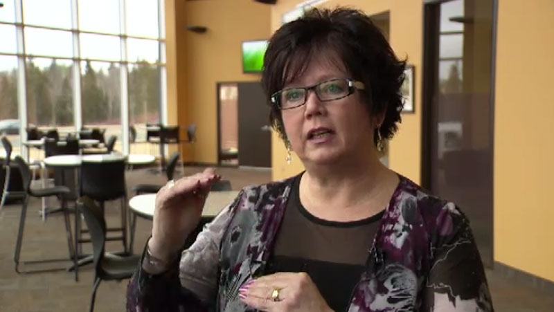 NSGEU President Joan Jessome says the ratification vote that was scheduled for this week won't be held until the bargaining committee consults with union members.