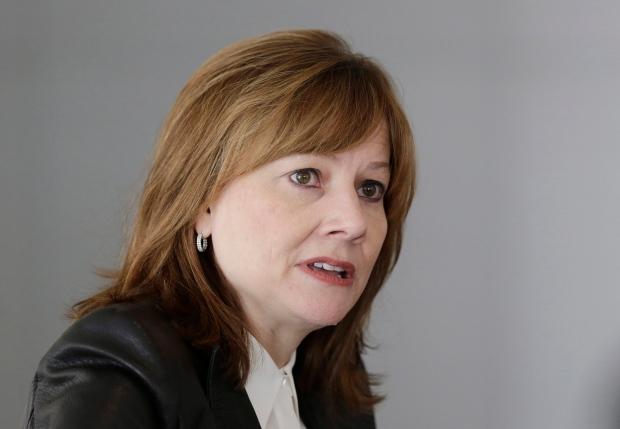 GM CEO Mary Barra to testify