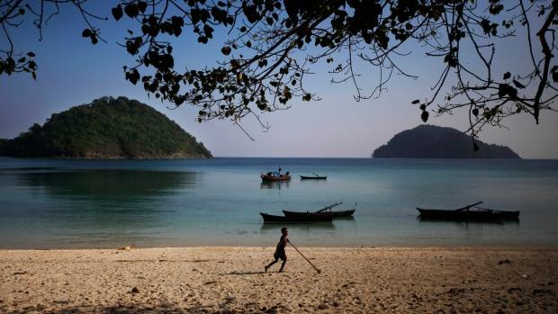 Lost World in Myanmar