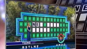CTV News Channel: Amazing Wheel of Fortune win