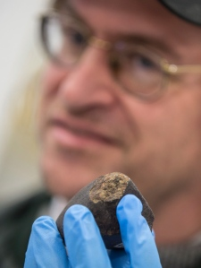 Meteorites said to have landed near St. Thomas