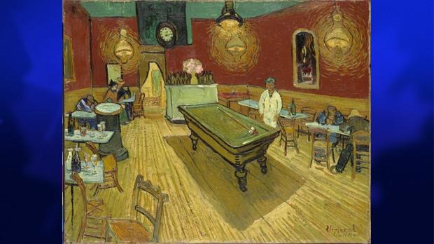 Judge dismisses Van Gogh lawsuit