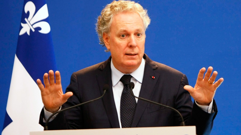 Charest weighing options of corruption inquiry