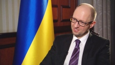 Extended: Ukrainian PM on Canada's role