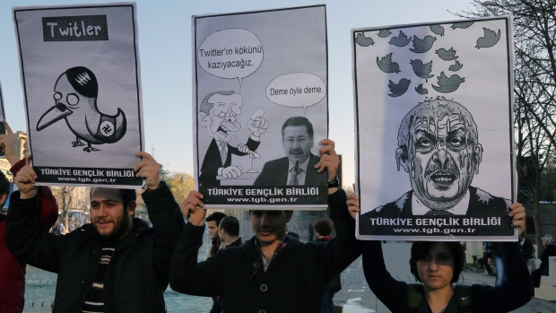 Turkey looks to clampdown on Twitter
