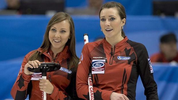canadas homan  play  world curling gold beats switzerland    playoff ctv news