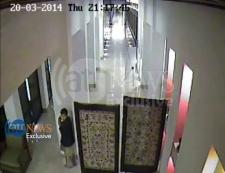 Gunmen were checked before entering Afghan hotel