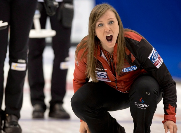 Canada to face Switzerland in world curling champs