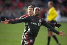 Toronto FC 's Jermain Defoe