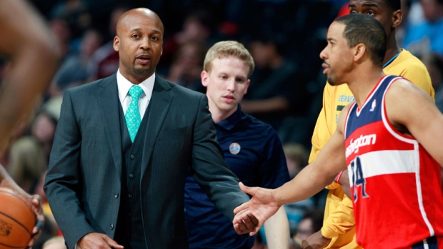 Andre Miller moving past drama with Brian Shaw