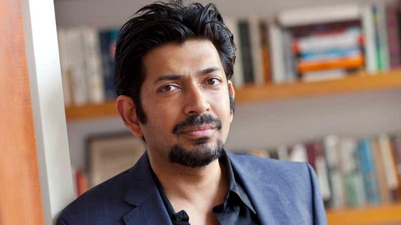 Author Siddhartha Mukherjee, who won the Pulitzer Prize for general non-fiction for his latest book, 'The Emperor of All Maladies: A Biography of Cancer,' is seen in this undated image. (AP / Scribner, Deborah Feingold)