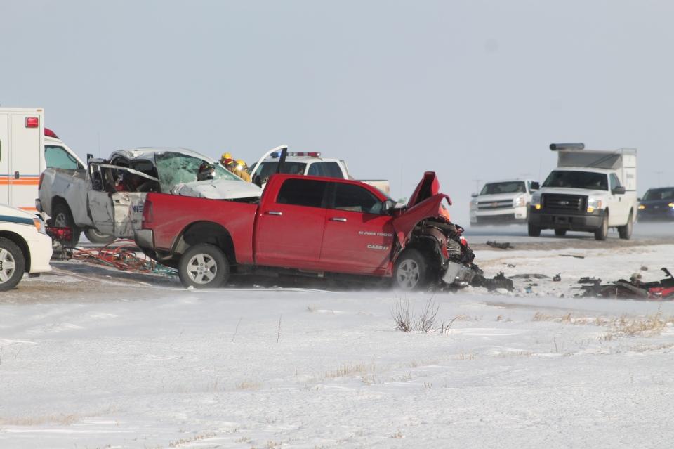More details released on fatal crash near Sedley | CTV News