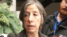 Dr. Denise Werker is shown in this file photo.