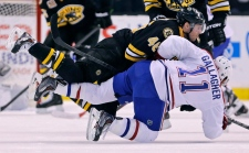 Bruins Habs Gallagher Krejci
