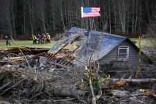 Washington State Mudslide