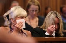 Text messages Oscar Pistorius murder trial