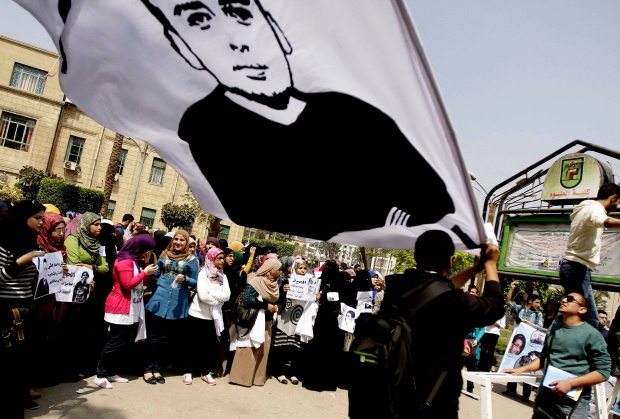 Morsi supporters hold demonstration in Cairo