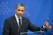 Barack Obama warns Vladimir Putin over Ukraine