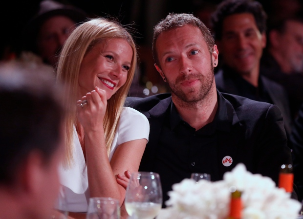 Gwyneth Paltrow and Chris Martin are divorcing